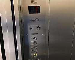 Serviço de conservação de elevadores