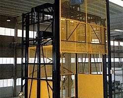 Elevador industrial cotação