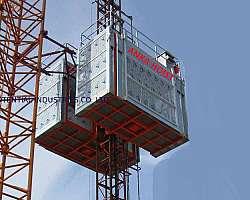 Fábrica elevador industrial