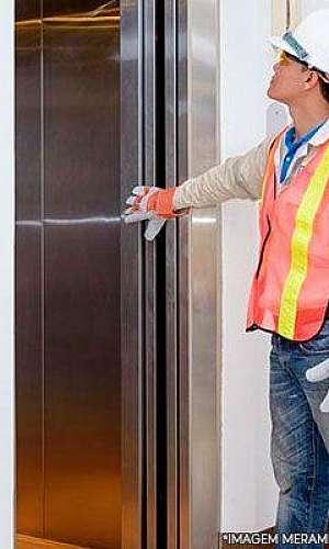 Conserto de elevadores residenciais