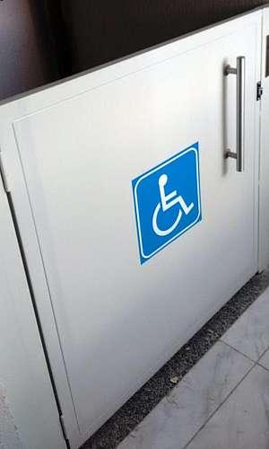 Elevador acessibilidade