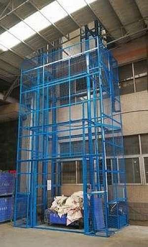 Elevador de carga 1000 kg