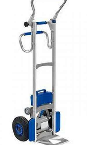 Elevador de carga para escada