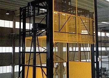 Distribuidor de elevador de carga sob medida