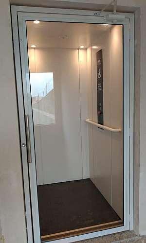 elevador de casa