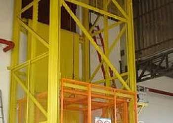 Elevador hidráulico comercial Caucaia