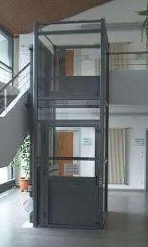 Elevador hidráulico residencial preço