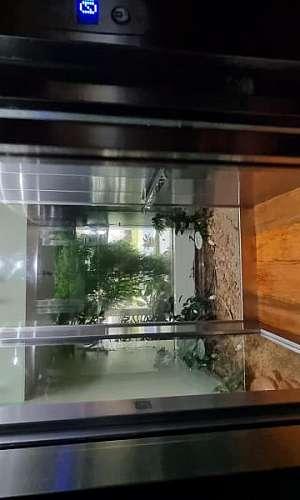 Elevador interno residencial