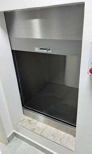 elevador monta pratos para restaurante preço