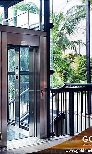 Elevador residencial externo preço
