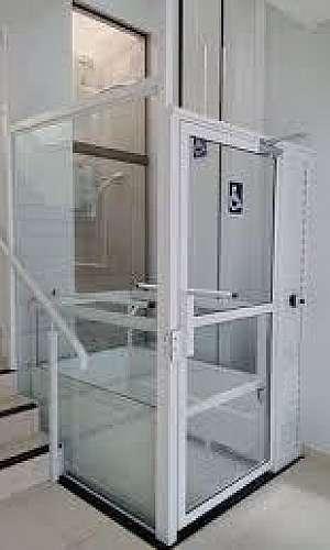 Elevador residencial para cadeirante preço