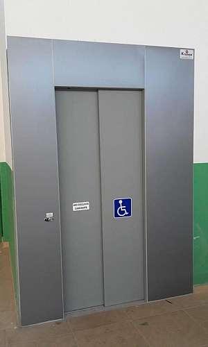 Elevadores residenciais para deficientes