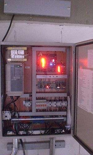 Empresa de conservação de elevadores
