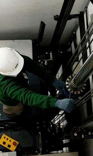 Empresa de manutenção de elevadores sp