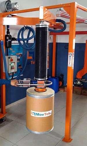 Empresa de sistema de elevação pneumático