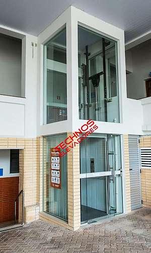 Fábrica de elevador residencial unifamiliar