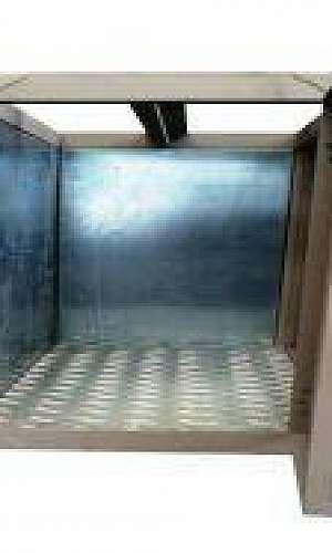 Fabricação de elevadores monta carga