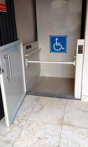 Fabricante de elevador deficiente físico