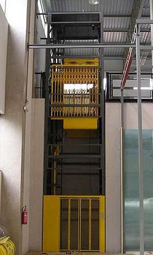 Fornecedor de elevador de carga
