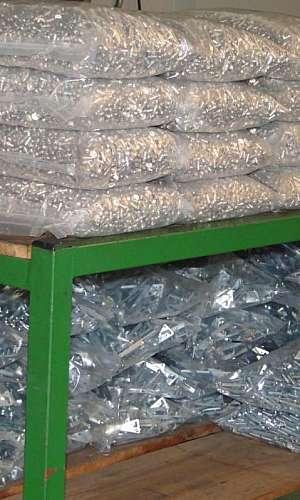Fornecedor de peças de zamac