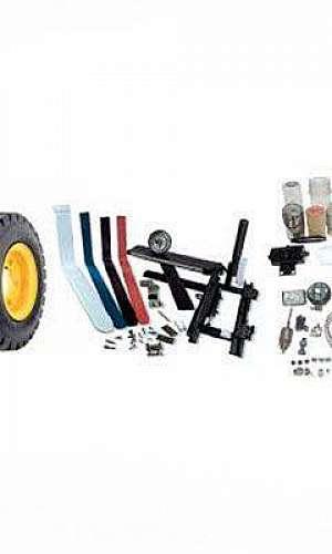 Fornecedores de peças para empilhadeiras