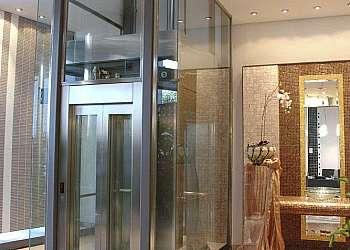 Instalação de elevador residencial home lift