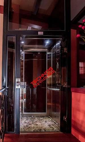 Manutenção de elevador residencial