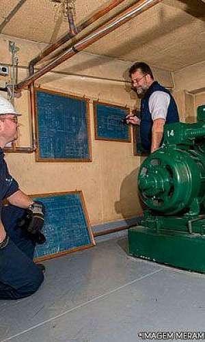 manutenção de elevadores de carga SP