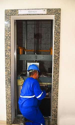 Manutenção de elevadores em Porto Velho