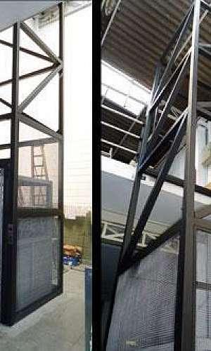 Manutenção de elevadores monta carga