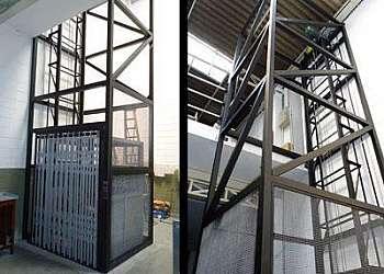 Manutenção de elevadores monta-carga