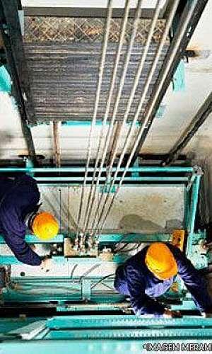 Manutenção de elevadores otis