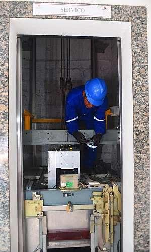 Manutenção preventiva de elevadores em Boa Vista
