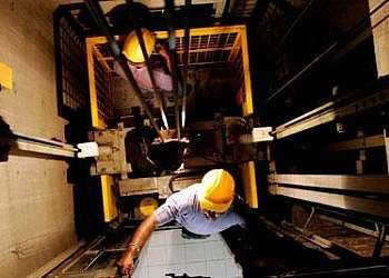 Manutenção preventiva de elevadores Maranguape