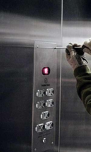 Manutenção preventiva de elevadores