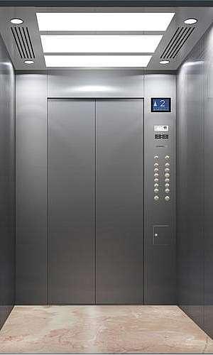 Modernização de elevador parcial em Rio Branco