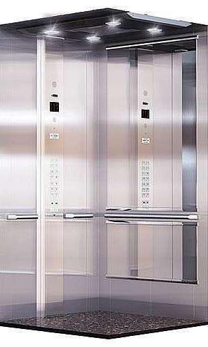 Modernização de elevador parcial