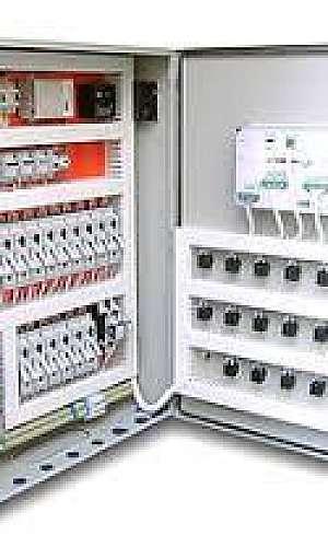 Montagem de painel elétrico industrial preço