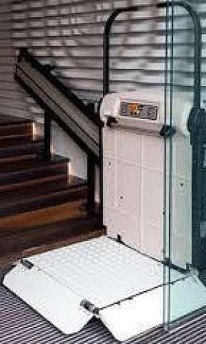 Plataforma de acessibilidade para escadas preço