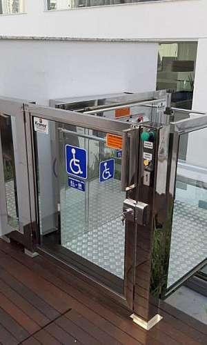 Plataforma elevatória acessibilidade preço