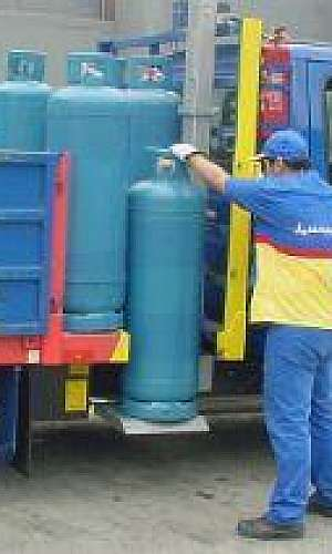 Plataformas para caminhão de gás