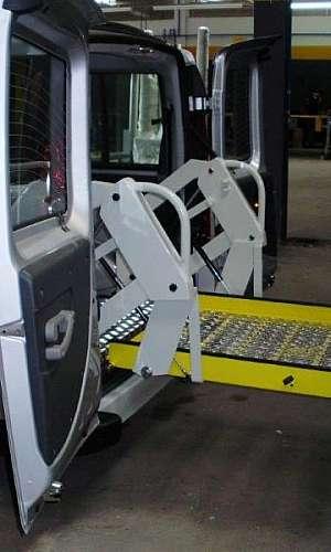 Plataformas veiculares para acessibilidade