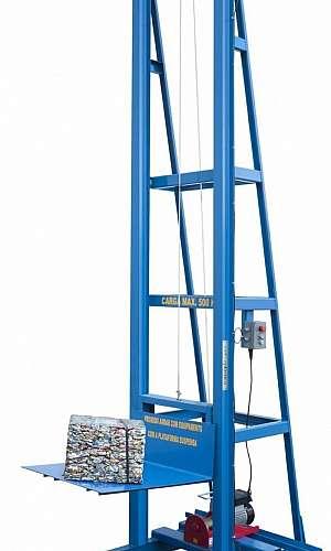 Preço elevador de carga