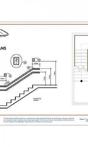 Projeto de acessibilidade - NBR 9050