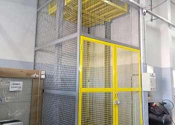 Projeto de elevador de carga sp