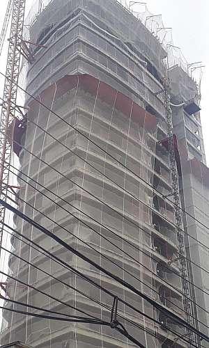Rede de proteção construção civil