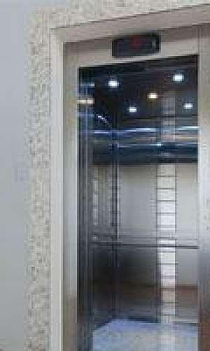 Reforma de elevador residencial