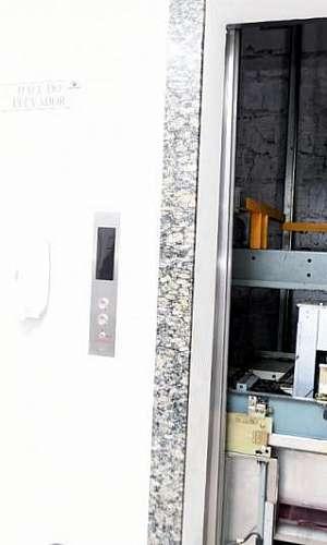 Reparo de elevador em Porto Velho