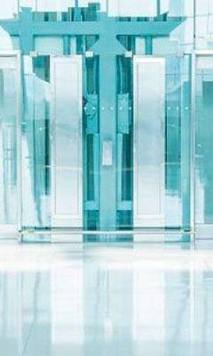 Serviço de modernização de elevador