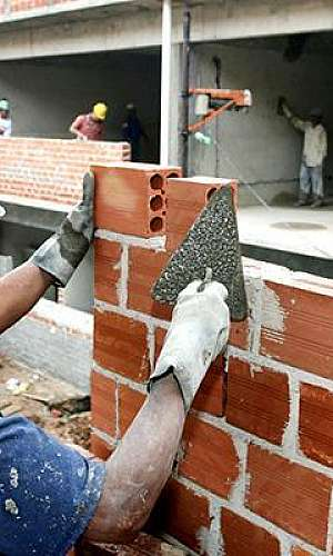 Serviços de mão de obra construção civil